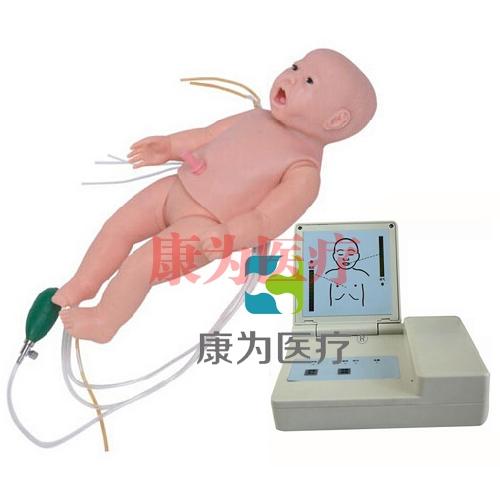 """""""康为医疗""""全功能新生儿高级标准化模拟病人"""