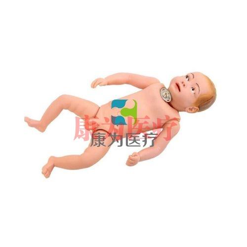 """""""康为医疗""""高级婴儿气管切开护理模型,新生儿气管切开护理模型"""