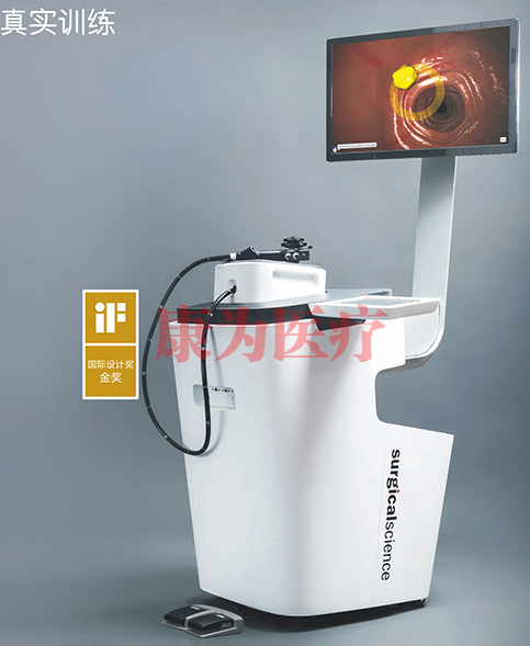 EndoSim内窥镜诊疗模拟器,内窥镜检查诊疗模拟系统