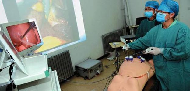 昆山超声检查训练模型